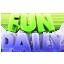 Иконка Майнкрафт сервера FunDaily