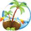 Иконка Майнкрафт сервера Banana Craft