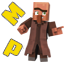 Иконка Майнкрафт сервера Saints-Craft