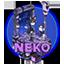 Иконка Майнкрафт сервера Neko.band