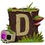 Иконка Майнкрафт сервера Desteria