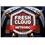 Иконка Майнкрафт сервера FreshCloud Network