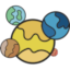 Иконка Майнкрафт сервера Milky Way