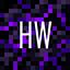 Иконка Майнкрафт сервера HardWorld