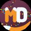 Иконка Майнкрафт сервера Maydex