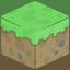 Иконка Майнкрафт сервера Topmine