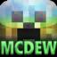 Иконка Майнкрафт сервера McDew