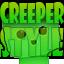 Иконка Майнкрафт сервера CreeperStyle