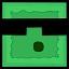Иконка Майнкрафт сервера SlimeLand