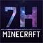 Иконка Майнкрафт сервера 7Heaven
