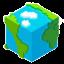 Иконка Майнкрафт сервера HappyOrange