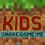 Иконка Майнкрафт сервера Для детей
