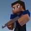 Иконка Майнкрафт сервера DayZ BattleGround