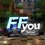 Иконка Майнкрафт сервера FFYou