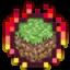 Иконка Майнкрафт сервера Universe