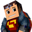 Иконка Майнкрафт сервера LuckyWorld