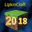 Иконка Майнкрафт сервера LipkinCraft