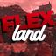 Иконка Майнкрафт сервера FlexLand
