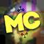 Иконка Майнкрафт сервера mc.alfamine.ru