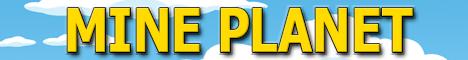 Баннер сервера Майнкрафт MinePlanet