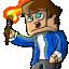 Иконка Майнкрафт сервера MC-Gaming