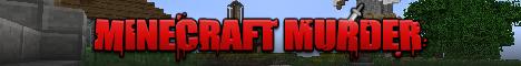 Баннер сервера Майнкрафт Minecraft Murder