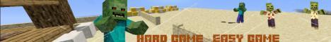 Баннер сервера Майнкрафт World Adventure