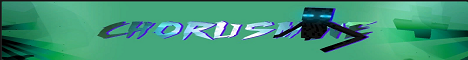 Баннер сервера Майнкрафт ChorusMine