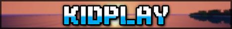 Баннер сервера Майнкрафт KidPlay - Magic