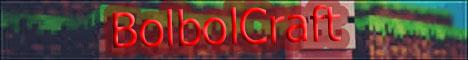 Баннер сервера Майнкрафт BolbolCraft