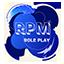 Иконка Майнкрафт сервера RPM | Roleplay