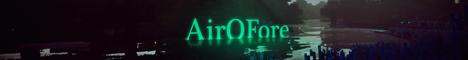 Баннер сервера Майнкрафт AirOFore