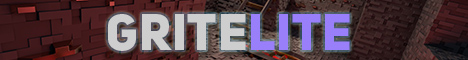Баннер сервера Майнкрафт GriteLite