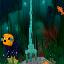 Иконка Майнкрафт сервера Water Trident