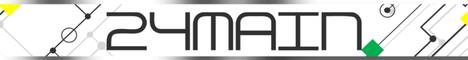 Баннер сервера Майнкрафт 24Main