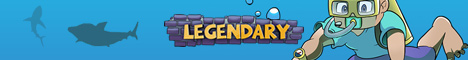Баннер сервера Майнкрафт LegendaryMC