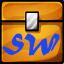 Иконка Майнкрафт сервера SuperWorld