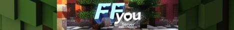 Баннер сервера Майнкрафт FFYou