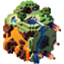 Иконка Майнкрафт сервера Tehno Age