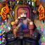 Иконка Майнкрафт сервера HoupMine
