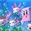 Иконка Майнкрафт сервера Rainbow Miners