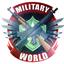 Иконка Майнкрафт сервера Military World