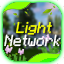Иконка Майнкрафт сервера LightNetwork