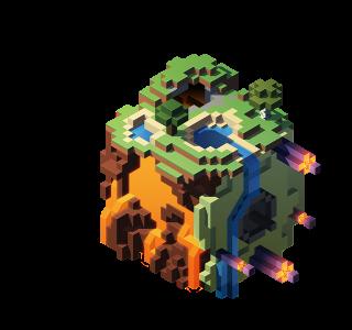 Сервера Майнкрафт с мини-играми