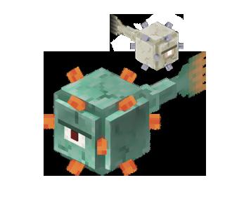 Мониторинг серверов Minecraft 1.8