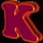 Иконка Майнкрафт сервера Kvadron