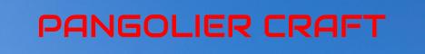Баннер сервера Майнкрафт PangolierCraft