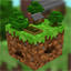 Иконка Майнкрафт сервера AtomCraft
