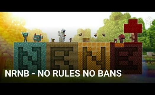 Ролик сервера NRNB – No Rules No Bans