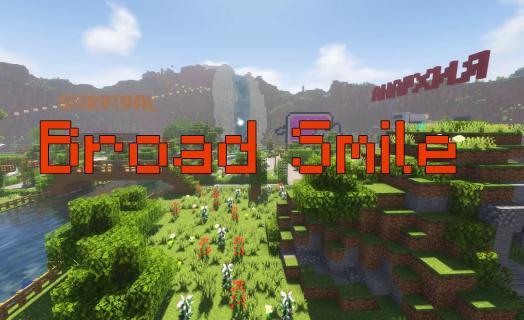 Обзор сервера Broad Smile!